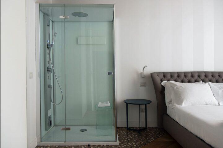 camera con doccia